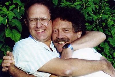 Robert and Ruben
