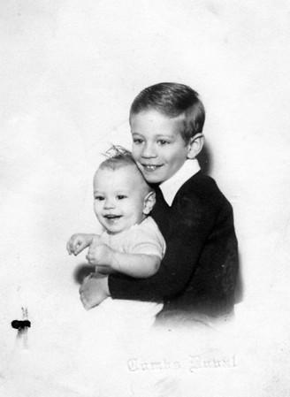 Dick and Robert 1947