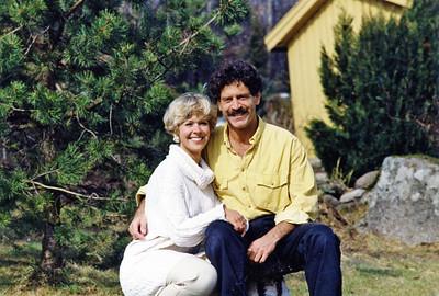 Ruben and Birgit