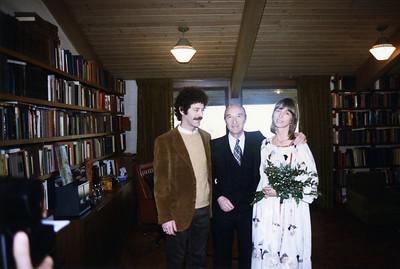 Ruben and Marit Rabbi Joe Rosenblum