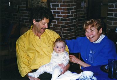 Ruben, Julie and Skippy Gillerman