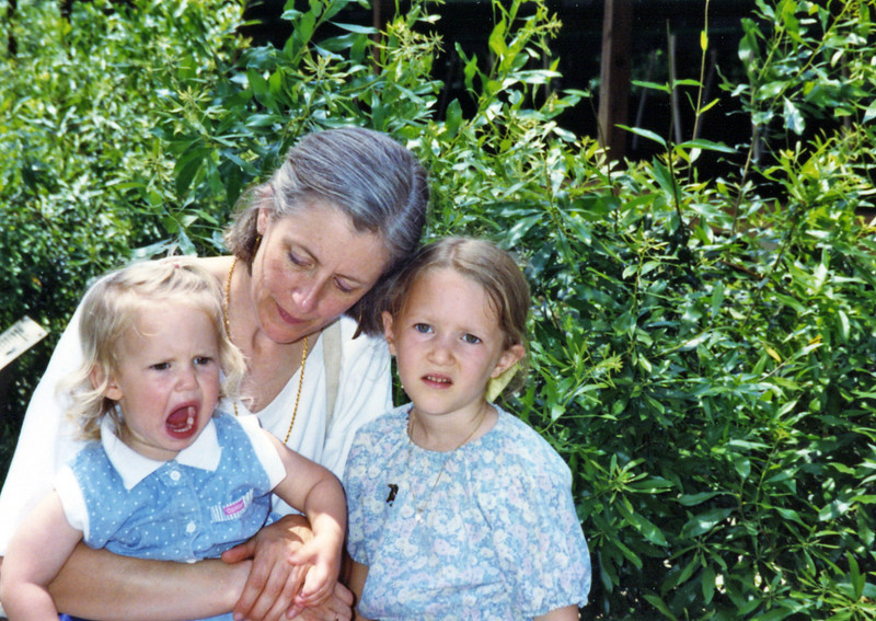 Sandra, Sara Rose and Cristina