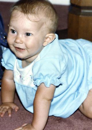 Sara Rose age zero