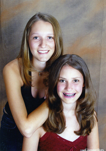 Sara Rose and Cristina