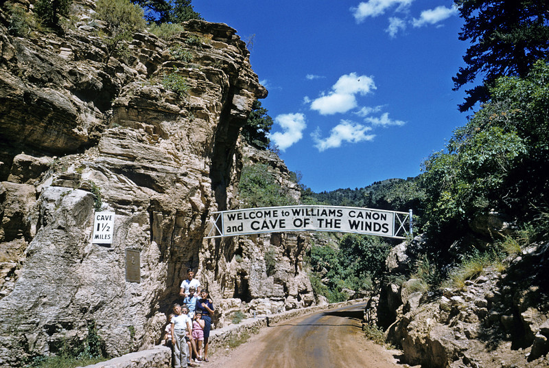 Cave of the Winds, Colorado