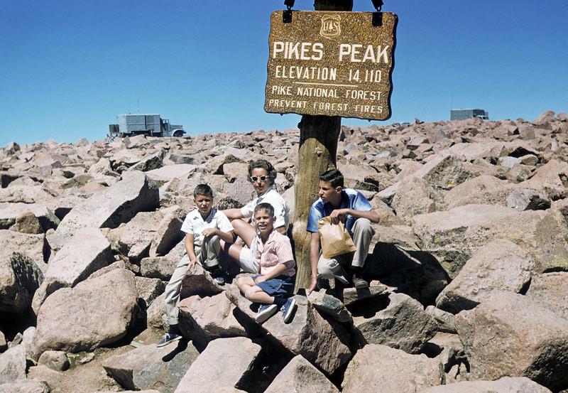 Pikes Peak 14,110