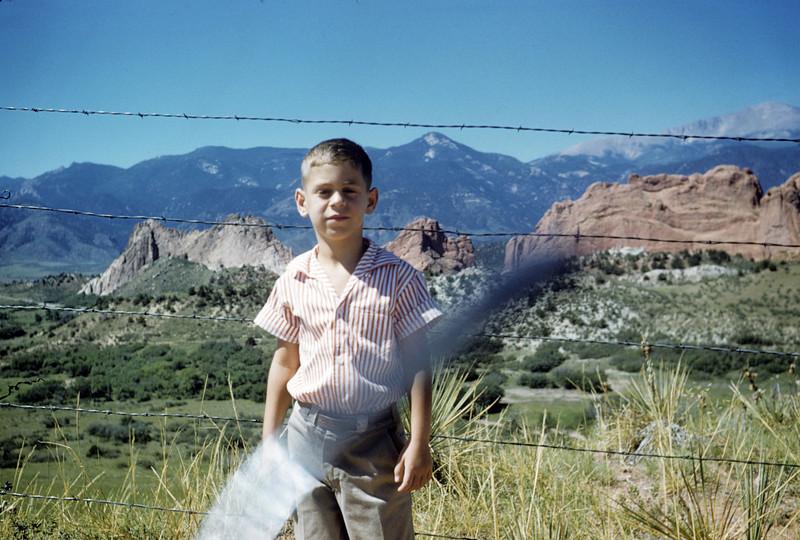 Ruben in the rockies