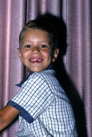 Robert age 6