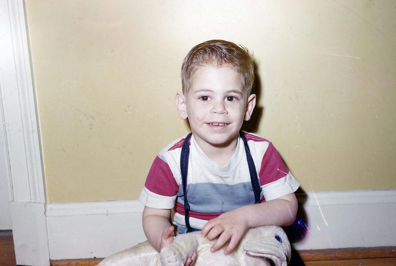 Ruben age 3