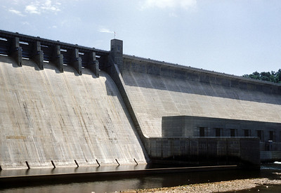 Bull Shoals Arkansas dam