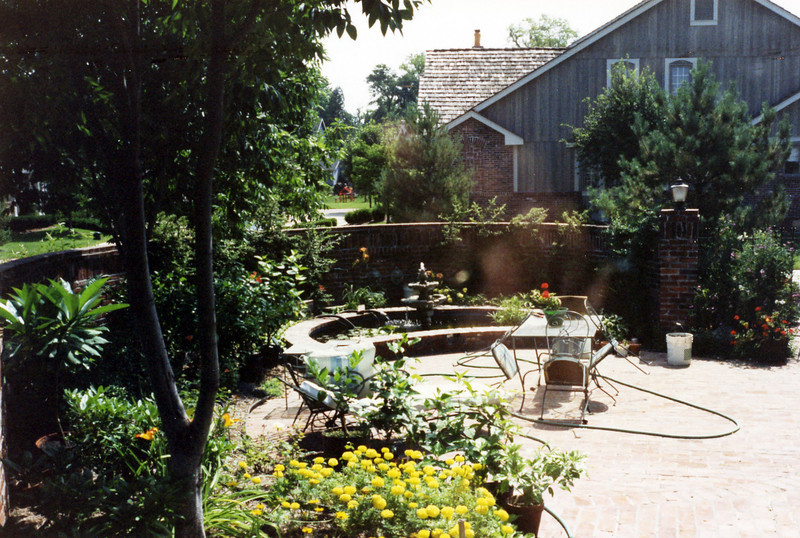 Conway Meadows garden