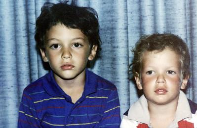 Ben and Matt Roman
