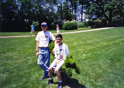 Ben and Matt