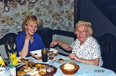 Birgit and Adele