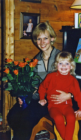 Birgit and Julie