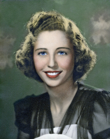 Adele around 1942
