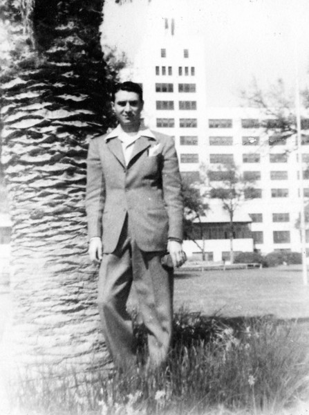 Mel around 1940. age 25