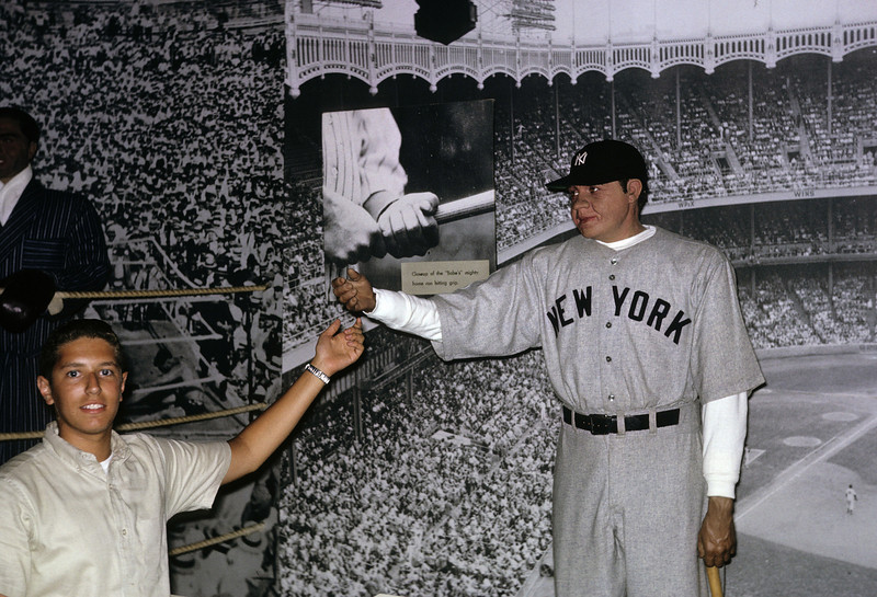 Robert and Babe Ruth