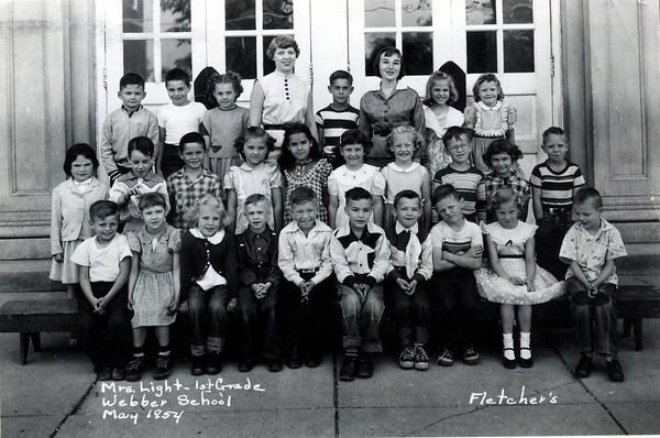 Webber 1st Grade Light