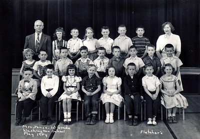 Washington 1st Grade Jones