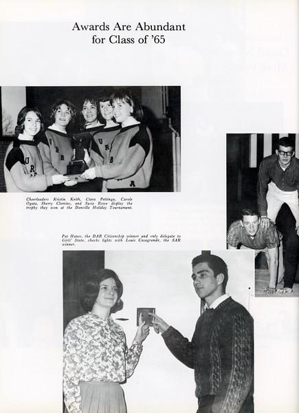 Carole Ogata, Pat Hanes, Sherry Clemins, Louis Casagrande