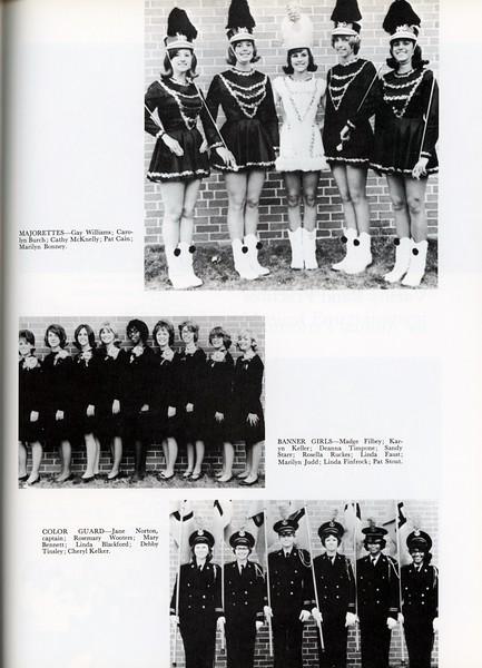 Gay Williams, Carolyn Burch, Cathy McKnelly, Marilyn Bonney