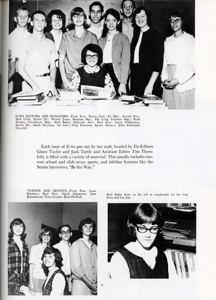 Greg Summers, Pat Long, Ruth Mussey
