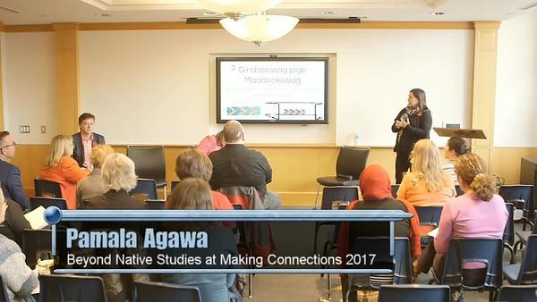 AM3.2 Pamala Agawa, First Nation, Métis and Inuit Education Curriculum Co-ordinator, York Region DSB