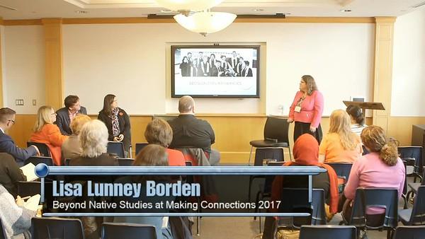 AM3.1 Lisa Lunney Borden, Associate Professor, St. Francis Xavier University