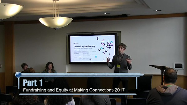 PM Breakout 3 - Fundraising and equity – Strategies for more inclusive school fundraising