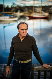 Senior scientist Roger T. Hanlon poses for a portrait by the Marine Biological Laboratory at the Woods Hole Oceanographic Institution in Woods Hole, MA on December 12, 2018. For The Washington Post