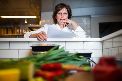 Chef Barbara Lynch for TIME Magazine