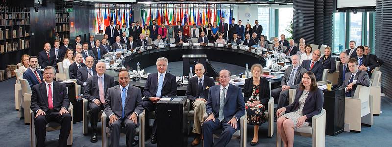 EBRD  Board meeting 2014