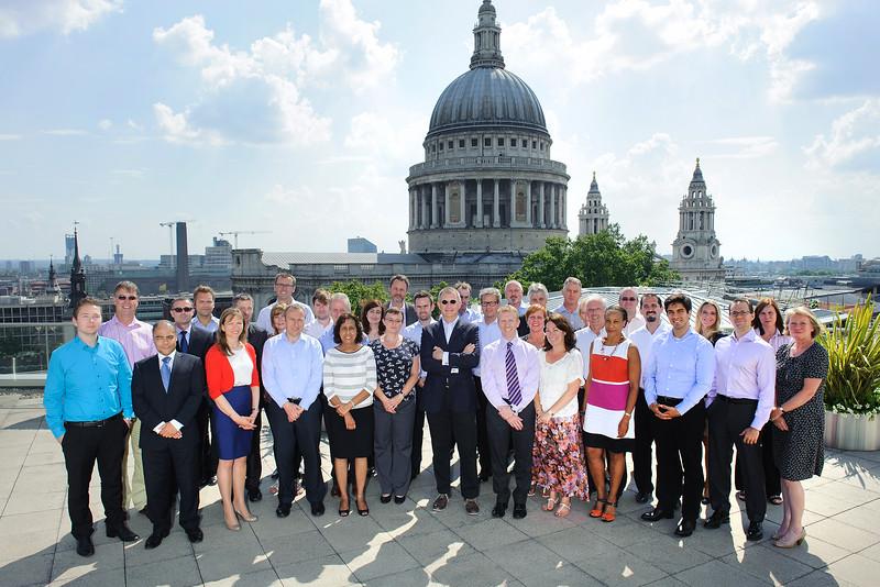 DZ Bank London Team 2014