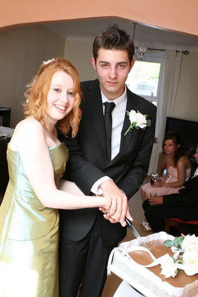 Emma and Lewis Willmot Wedding