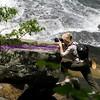 Bridal Veil Falls, Dupont National Forest, Western North Carolina