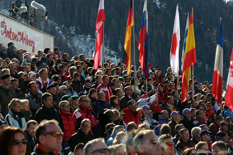 People on various occasions, St. Anton am Arlberg, Austria