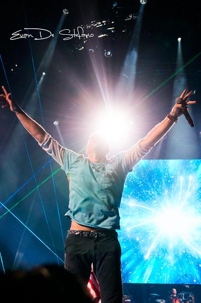 Coldplay Indianapolis 07/20/16, Evan De Stefano