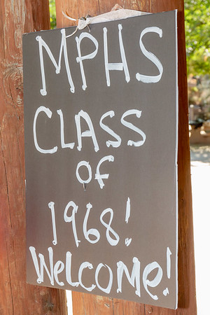 Mt Pleasant High School Reunion