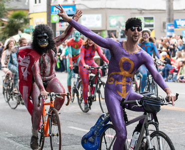 The Bicyclist Formerly Known as Prince