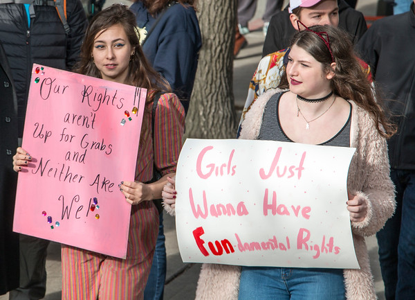 Girls Just Wanna Have Fun-damental Rights