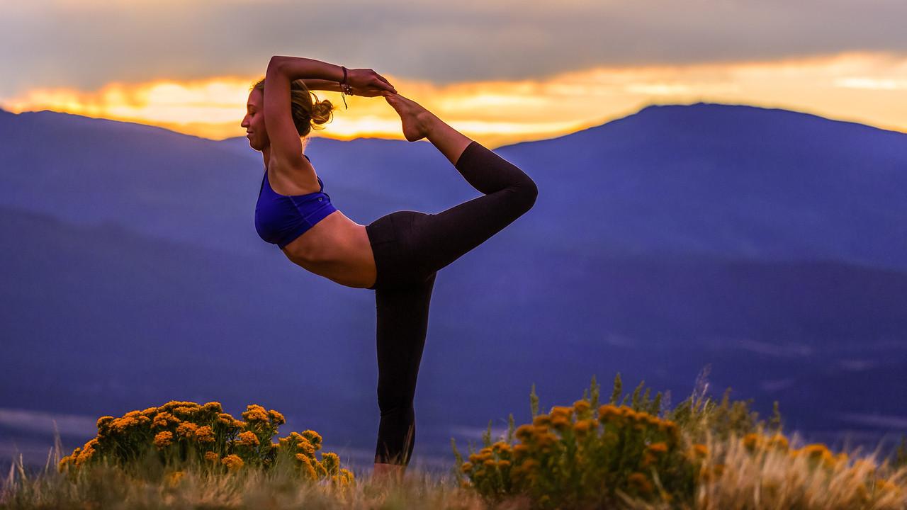 Natalie Kay Yoga III