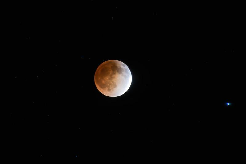 Lunar Eclipse April 2014