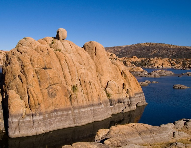 Rock Top Water