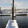 Dock Of Snow