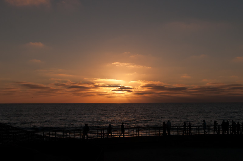 LaJolla Cove Sunset 3