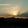 Cave Creek Sunset 7/9