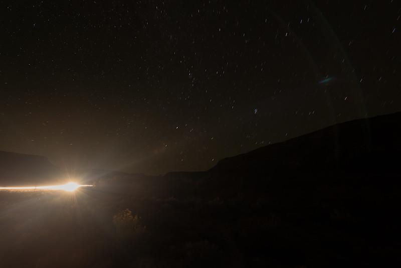 Aliens screw up my star shot