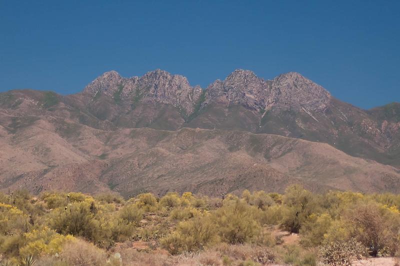 4 Peaks Wilderness