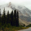 Icefields Parkway North of Lake Louise
